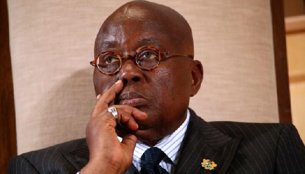 Akufo-Addo's galamsey fight a charade – A-Plus