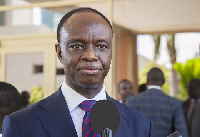 NCA Director-General, Mr. Joseph Anokye