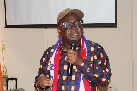 NPP National Chairman, Freddie Blay