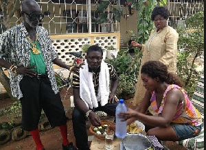Kumawood Actors Eating