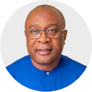 Dr Eke Agbai is the executive Vice President, Center for policy and Foreign Engagement
