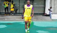 Ghana U-23 midfielder, Moro Salifu