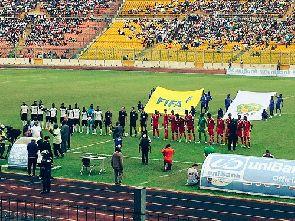 Ghana Vs Congo Large