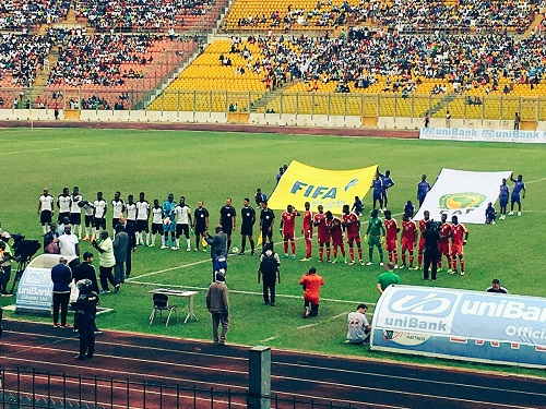 Ghana vs Congo