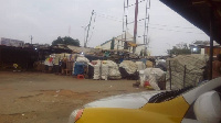 Accra markets have been closed down for fumigation