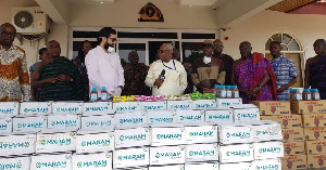 The company has supported the coronavirus campaign with donations to several govt institutions