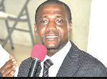 Presidential Candidate Jacob Osei Yeboah