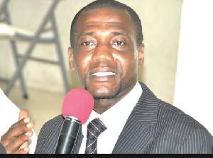Jacob Osei Yeboah says he bought the land legitimately in 2009