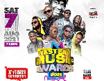 Fameye, Dope Nation, Mr. Drew, others to grace 5th Western Music Awards