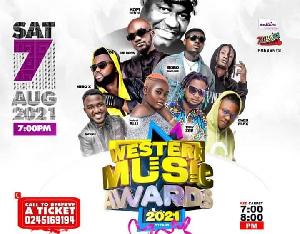 Western Music Awards 2021