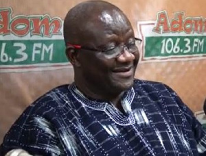 Paul Afoko,Suspended National Chairman of NPP