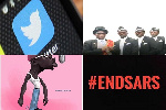 Endsars, 'Dada awu' and Attaa Adowa were part of the biggest trends on Twitter this year