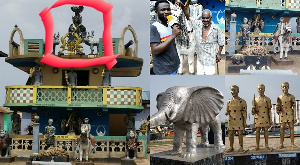 The gods are believed to have be protecting his people from the ancient times till date