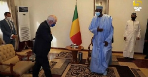 Europe has pledged to support Mali