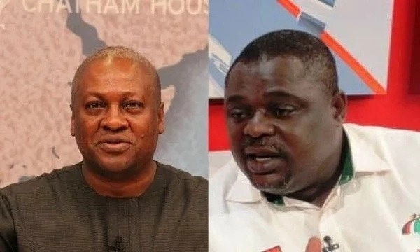 Tell your boys insulting me openly in your name to stop - Koku Anyidoho tells Mahama