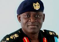 Major General Obed Boamah Akwa, Chief of Defence Staff