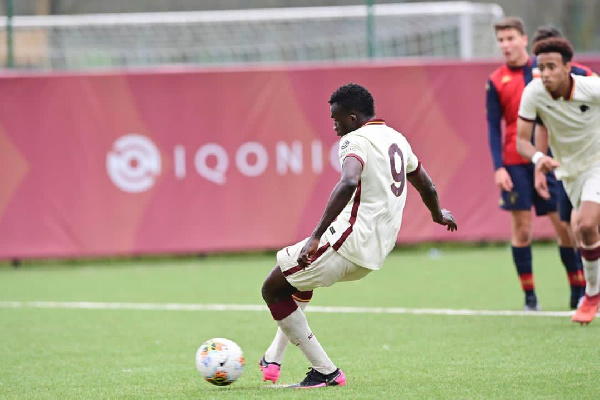 Ghanaian youngsters in Italy: Afena-Gyan on target as Ahmed Awua, Salim Abubakar excel
