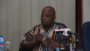 Auditor General, Daniel Yaw Domelevo