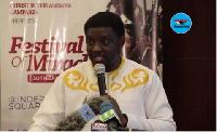 Presiding Bishop of the Perez Chapel International, Charles Agyinasare
