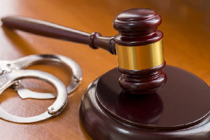 The accused persons, whose pleas were not taken, are being held over six counts