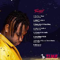 Tracklist of Kelvyn Boy's TIME EP