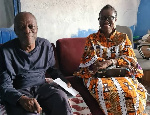 Ursula Owusu pledges support for veteran actor Kohwe