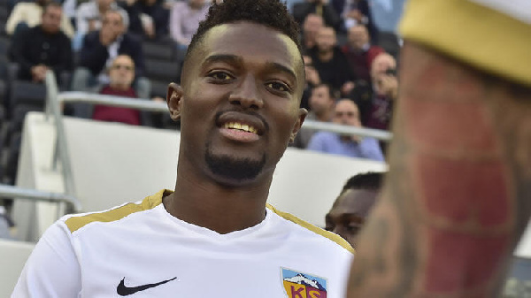 Kayserispor coach Robert Prosinecki insists Mensah is not completely out of the team