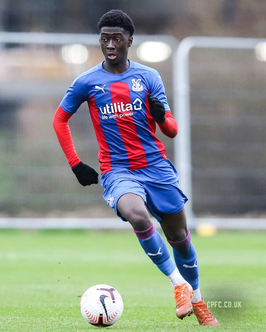 Ghana\'s Jesurun Rak-Sakyi makes Crystal Palace first-team squad in defeat against Chelsea