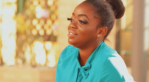 Maame Adwoa says her ex-boyfriend was suffocating her