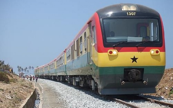 Railways to convey 10% of freight in Ghana by 2022