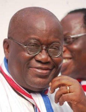 Nana Addo Danquah Akufo Addo, Flagbearer NPP