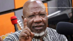 Allotey Jacobs, former Central Regional Chairman of the National Democratic Congress