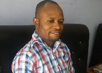 MP for Manhyia North Constituency, Collins Owusu  Amankwah