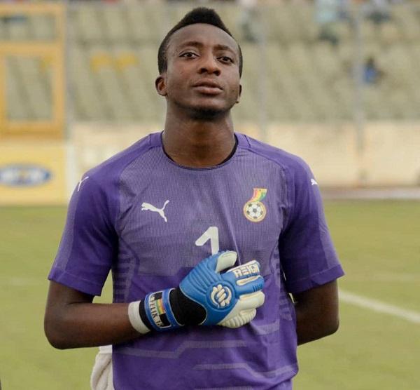 Kotoko goalkeeper, Felix Annan