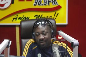 Radio presenter,Dr Cann