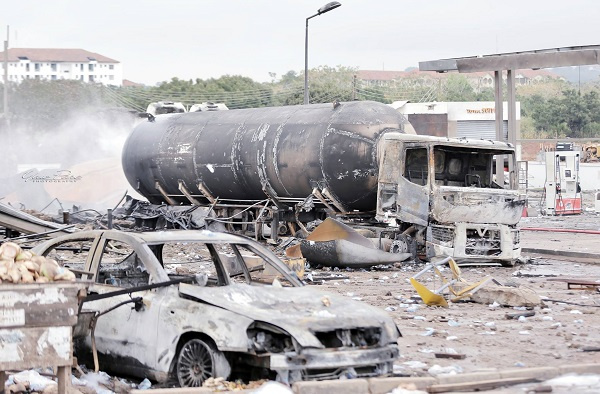 A leaked or free gas can travel to highly populated areas and cause havoc