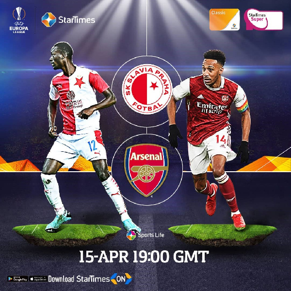 Europa on StarTimes: Arsenal with back to the wall, United confident in Europa League