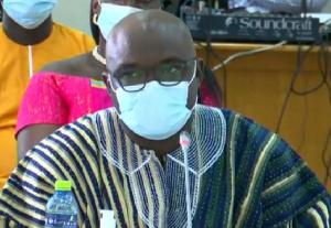 Stephen Pambin Jalula, Deputy Minister Designate For Roads And Highways