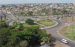 Accra, Nkrumah Circle