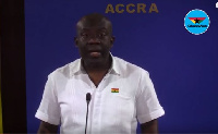 Kojo Oppong Nkrumah, Deputy Information Minister