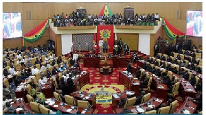Parliament Ghana W