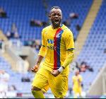 Crystal Palace striker Jordan Ayew scores first goal under Vieira