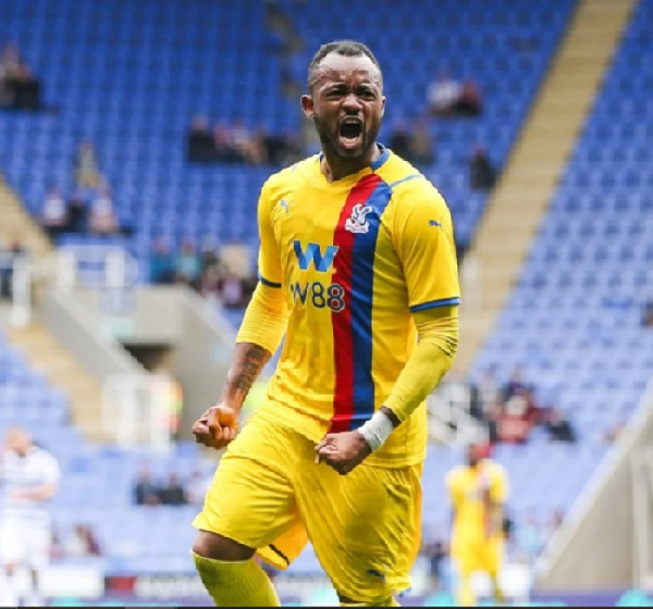 Crystal Palace's Ayew reveals Vieira approach ahead of Brighton clash