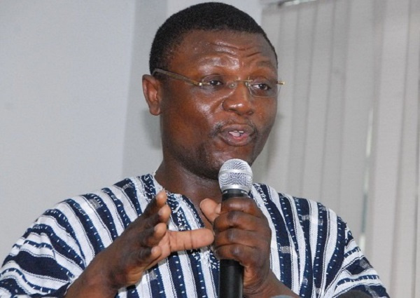 Minority's visit to uncompleted projects not politically motivated – Kofi Adams