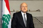 Mikati has been Lebanon's PM twice