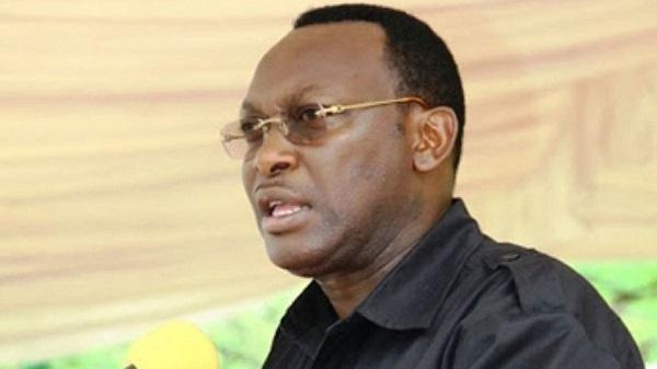 Tanzania's opposition leader,  Freeman Mbowe