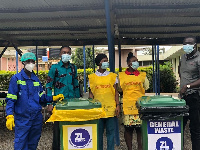 Zoomlion Ghana Limited has been praised for its nationwide management of COVID-19 vaccine waste