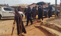 A team of armed police and military have currently been deployed in the two communities