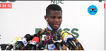 National Communication Officer of NDC, Sammy Gyamfi