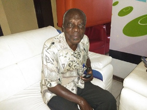 The late Kofi Laing popularly known as 'Kohwe' was an actor